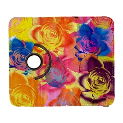 Pop Art Roses Samsung Galaxy S  III Flip 360 Case