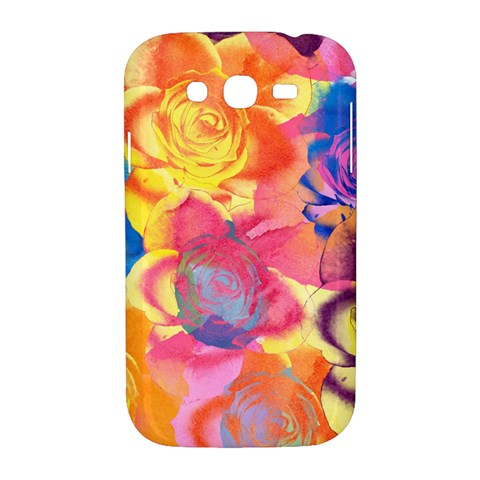 Pop Art Roses Samsung Galaxy Grand DUOS I9082 Hardshell Case