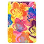 Pop Art Roses Flap Covers (L)  Front