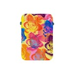 Pop Art Roses Apple iPad Mini Protective Soft Cases Front