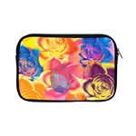 Pop Art Roses Apple iPad Mini Zipper Cases Front