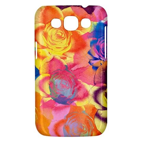 Pop Art Roses Samsung Galaxy Win I8550 Hardshell Case