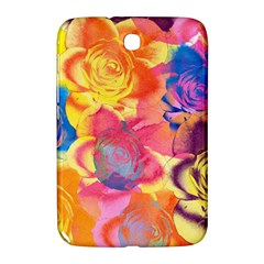 Pop Art Roses Samsung Galaxy Note 8.0 N5100 Hardshell Case