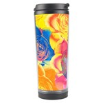 Pop Art Roses Travel Tumbler Left