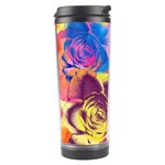 Pop Art Roses Travel Tumbler Right