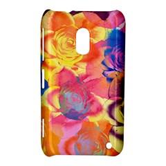 Pop Art Roses Nokia Lumia 620