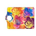 Pop Art Roses Kindle Fire HD (2013) Flip 360 Case Front