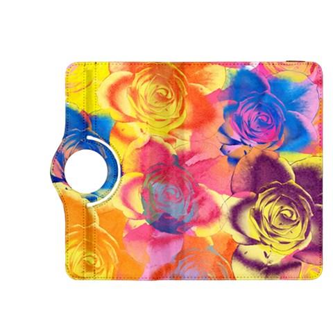 Pop Art Roses Kindle Fire HDX 8.9  Flip 360 Case