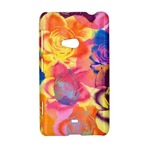 Pop Art Roses Nokia Lumia 625
