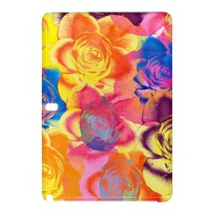 Pop Art Roses Samsung Galaxy Tab Pro 10 1 Hardshell Case