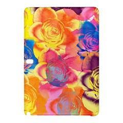 Pop Art Roses Samsung Galaxy Tab Pro 10.1 Hardshell Case