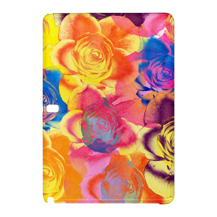 Pop Art Roses Samsung Galaxy Tab Pro 10.1 Hardshell Case