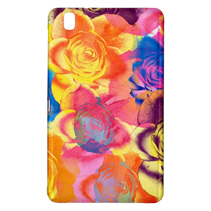 Pop Art Roses Samsung Galaxy Tab Pro 8.4 Hardshell Case
