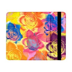 Pop Art Roses Samsung Galaxy Tab Pro 8 4  Flip Case