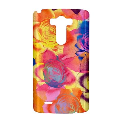 Pop Art Roses LG G3 Hardshell Case