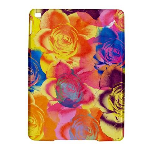 Pop Art Roses iPad Air 2 Hardshell Cases