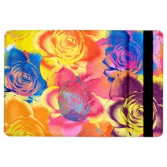 Pop Art Roses iPad Air 2 Flip