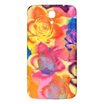 Pop Art Roses Samsung Galaxy Mega I9200 Hardshell Back Case Front