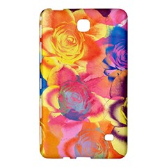 Pop Art Roses Samsung Galaxy Tab 4 (7 ) Hardshell Case