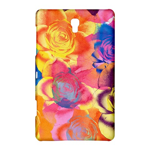Pop Art Roses Samsung Galaxy Tab S (8.4 ) Hardshell Case
