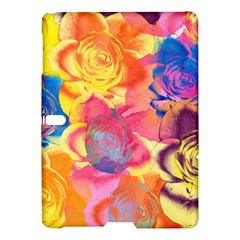 Pop Art Roses Samsung Galaxy Tab S (10.5 ) Hardshell Case