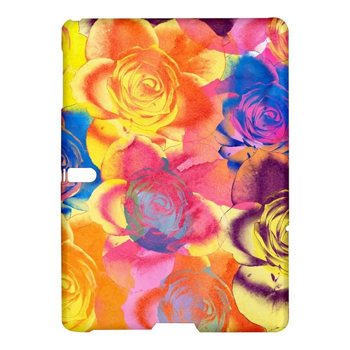 Pop Art Roses Samsung Galaxy Tab S (10.5 ) Hardshell Case
