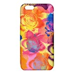 Pop Art Roses iPhone 6/6S TPU Case Front