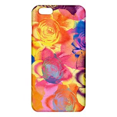 Pop Art Roses Iphone 6 Plus/6s Plus Tpu Case
