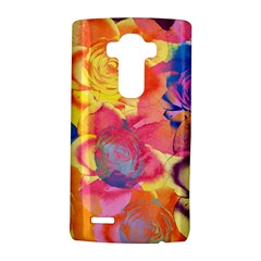 Pop Art Roses Lg G4 Hardshell Case