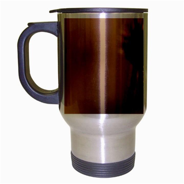 2  Verwelkte Kugeldistel Travel Mug (Silver Gray)