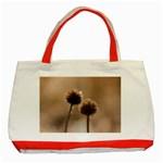 2  Verwelkte Kugeldistel Classic Tote Bag (Red) Front