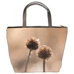 2  Verwelkte Kugeldistel Bucket Bags Back