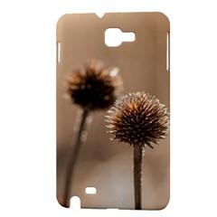 2  Verwelkte Kugeldistel Samsung Galaxy Note 1 Hardshell Case