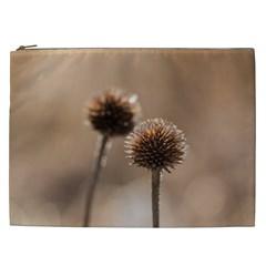 2  Verwelkte Kugeldistel Cosmetic Bag (XXL)