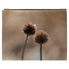 2  Verwelkte Kugeldistel Cosmetic Bag (XXXL)