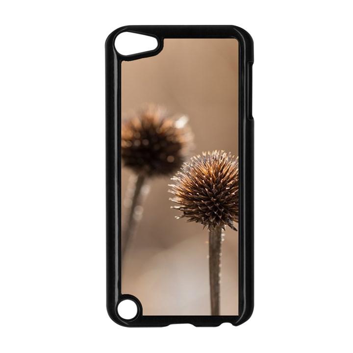 2  Verwelkte Kugeldistel Apple iPod Touch 5 Case (Black)