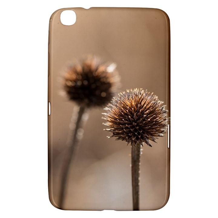 2  Verwelkte Kugeldistel Samsung Galaxy Tab 3 (8 ) T3100 Hardshell Case