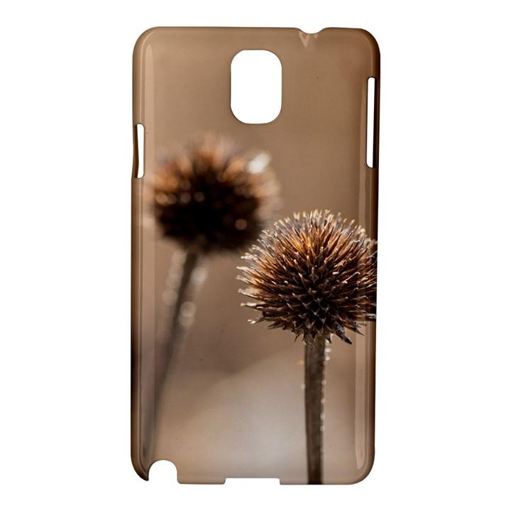 2  Verwelkte Kugeldistel Samsung Galaxy Note 3 N9005 Hardshell Case