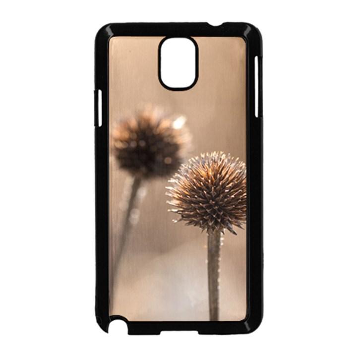 2  Verwelkte Kugeldistel Samsung Galaxy Note 3 Neo Hardshell Case (Black)