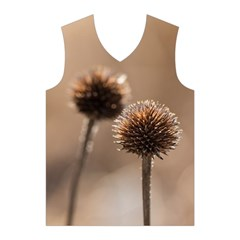 2  Verwelkte Kugeldistel Men s Basketball Tank Top