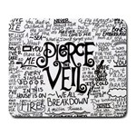 Pierce The Veil Music Band Group Fabric Art Cloth Poster Large Mousepads Front