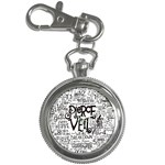 Pierce The Veil Music Band Group Fabric Art Cloth Poster Key Chain Watches Front