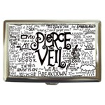 Pierce The Veil Music Band Group Fabric Art Cloth Poster Cigarette Money Cases Front