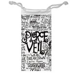 Pierce The Veil Music Band Group Fabric Art Cloth Poster Jewelry Bags Front