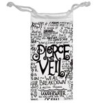 Pierce The Veil Music Band Group Fabric Art Cloth Poster Jewelry Bags Back