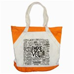 Pierce The Veil Music Band Group Fabric Art Cloth Poster Accent Tote Bag Front
