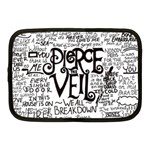 Pierce The Veil Music Band Group Fabric Art Cloth Poster Netbook Case (Medium)  Front