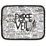 Pierce The Veil Music Band Group Fabric Art Cloth Poster Netbook Case (Large) Front