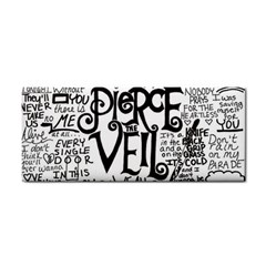 Pierce The Veil Music Band Group Fabric Art Cloth Poster Hand Towel