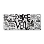 Pierce The Veil Music Band Group Fabric Art Cloth Poster Hand Towel Front